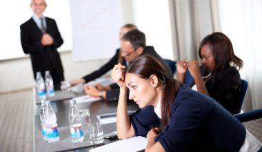 Unalmas meeting? Néhány tipp, hogy hogyan kerüld el